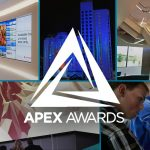 GDS won the GOLD Apex Award for the Food and Beverage category